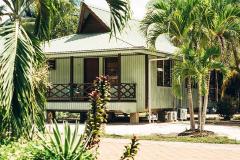 Overbridge River Resort Bungalow