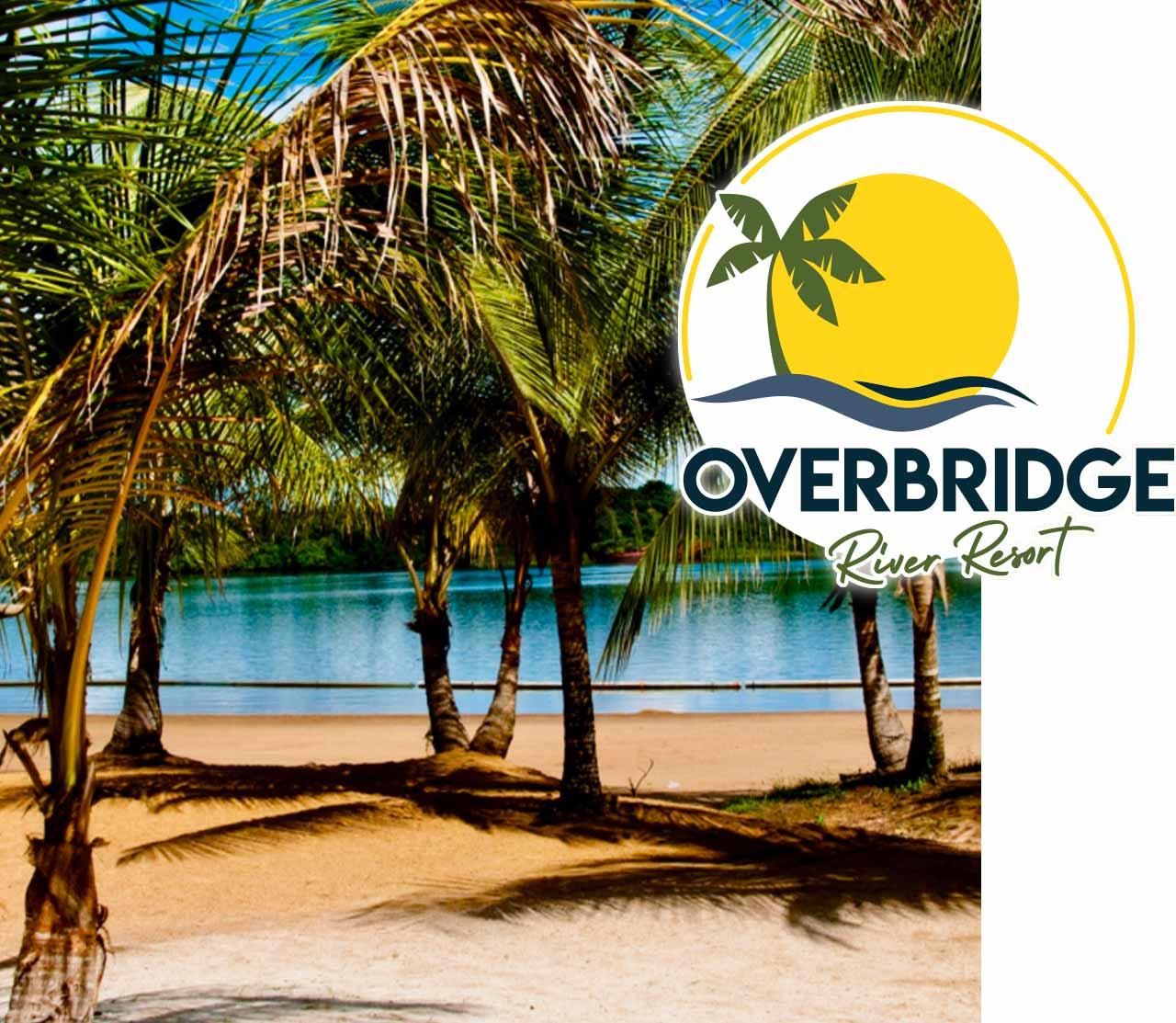 Over bridge River Resort